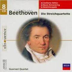 Beethoven - Complete String Quartets CD 8