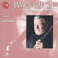 60 Years, 60 Flute Masterpieces Vol. 3 - Mozart Disc 2 - James Galway