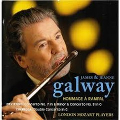 Hommage A Rampal  - James Galway,London Mozart Players