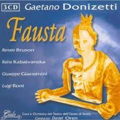 Gaetano Donizetti - Fausta CD 1 - Daniel Oren