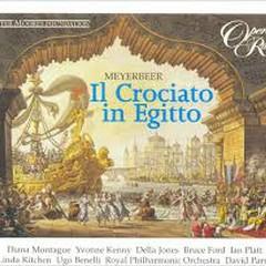 Meyerbeer - Il Crociato in Egitto CD 1 (No. 1) - David Parry,Royal Philharmonic Orchestra