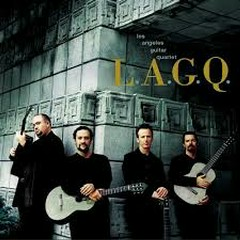 L.A.G.Q. - Los Angeles Guitar Quartet