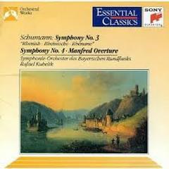 Schumann - Symphonies Nos. 3 & 4 - Rafael Kubelik,Bavarian Radio Symphony Orchestra
