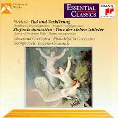 Strauss - Tod Uund Verklarung; Sinfonia Domestica; Tanz Der Sieben Schleier