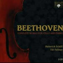 Beethoven - Complete Works For Cello And Piano CD 2 (No. 2) - Till Fellner,Heinrich Schiff