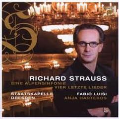 Eine Alpensinfonie Op. 64, Vier Letzte Lieder (No. 2) - Dresden Staatskapelle Orchestra