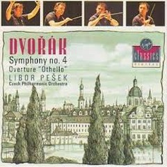 Dvorak - Symphony No. 4, Overture Othello