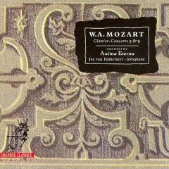 Mozart - Clavier Concerte 5 & 9
