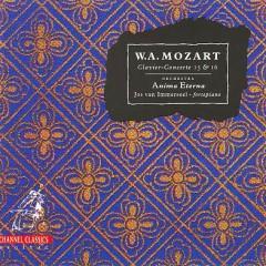 Mozart - Clavier Concerte 15 & 16 - Jos Van Immerseel