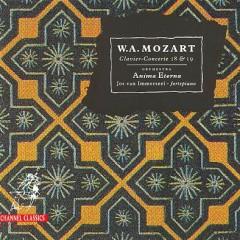 Mozart - Clavier Concerte 18 & 19 - Jos Van Immerseel