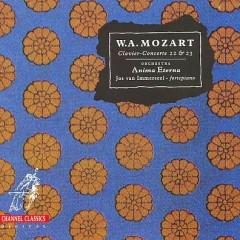Mozart - Clavier Concerte 22 & 23 - Jos Van Immerseel