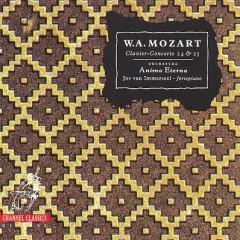 Mozart - Clavier Concerte 24 & 25 - Jos Van Immerseel