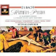 J.S. Bach - Matthaus Passion CD 1 (No. 2)