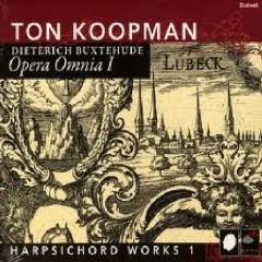 Buxtehude -  Harpsichord Works, Vol. 1 Dics 1 (No. 4)