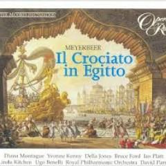 Meyerbeer - Il Crociato in Egitto CD 1 (No. 2) - David Parry,Royal Philharmonic Orchestra