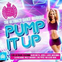 Pump It Up - The Ultimate Dance Workout CD 3 (No. 1)