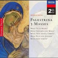 Palestrina - 5 Masses CD 2 (No. 1)