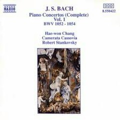 Bach - Piano Concertos Vol 2 - Robert Stankovsky,Hae Won Chang