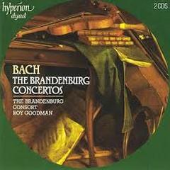 Bach - The Brandenburg Concertos CD 1 - Roy Goodman,Brandenburg Consort