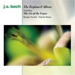 Bach - The Keyboard Album CD 1 (No. 1) - Rosalyn Tureck,Charles Rosen