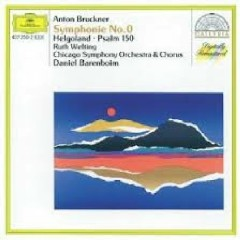 Bruckner - Symphony No. 0; Helgoland; Psalm 150