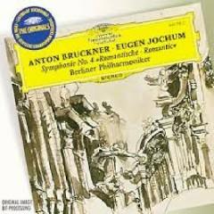 Bruckner - Symphony 4 Romantische CD 1 - Eugen Jochum,Dresden Staatskapelle Orchestra