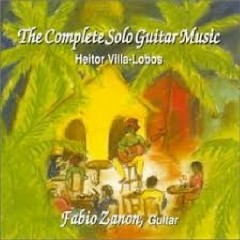 Villa Lobos - The Complete Solo Guitar Music (No. 1)