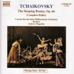 Tchaikovsky - The Sleeping Beauty CD 3 (No. 2) - Andrew Mogrelia,Czecho Slovak State Philharmonic Orchestra