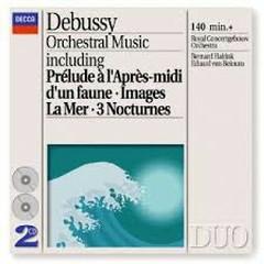 Debussy - Orchestral Music CD 2 - Bernard Haitink,Eduard Van Beinum,Royal Concertgebouw Orchestra