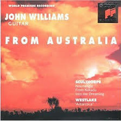 From Australia  - John Williams,London Symphony Orchestra