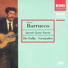 Spanish Guitar Recital (No. 1) - Manuel Barrueco