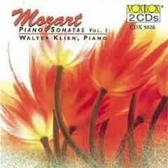Mozart - Piano Sonatas, Vol. 1 CD 2 - Walter Klien