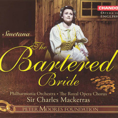 Smetana - The Bartered Bride Disc 3 (No. 1) - Charles Mackerras