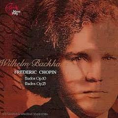 Chopin Etudes Op.10, Op. 25 (No. 1) - Wilhelm Backhaus