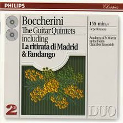Boccherini - Guitar Quintets CD 1