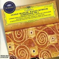 Gustav Mahler - Lieder Eeines Fahrenden Gesellen