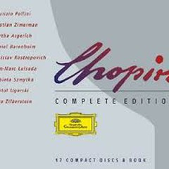 Chopin - Complete Edition Vol. 2, Ballades Etudes Etc CD 1