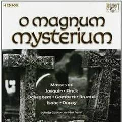 O Magnum Mysterium - Clytus Gottwald