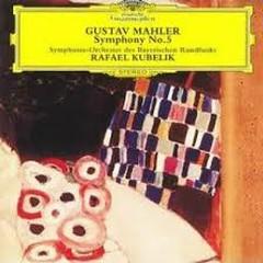 Mahler - Lieder eines fahrenden Gesellen - Dietrich Fischer Dieskau,Rafael Kubelik,Bavarian Radio Symphony Orchestra