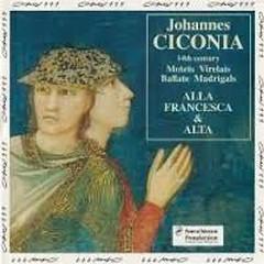 Jean Ciconia -  Secular Music (No. 1)