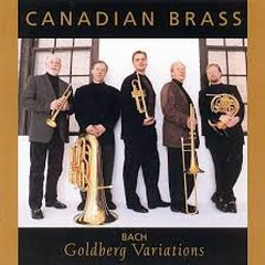 Bach - Goldberg Variations (No. 1) - The Canadian Brass