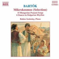 Bartok - Mikrokosmos (No. 2) - Balazs Szokolay