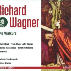Richard Wagner - The Complete Opera Collection Vol 5. Die Walkure CD 3