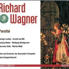 Richard Wagner - The Complete Opera Collection Vol 10. Parsifal CD 4 - Hans Knappertsbusch,Chor Und Orchester Der Bayreuther Festspiele
