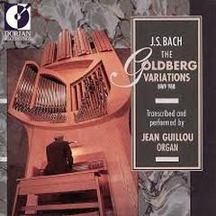 Bach -  The Goldberg Variations (No. 2)