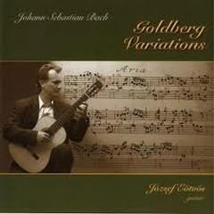 Bach - Goldberg Variations Transcribed For Solo Guitar (No. 3) - Joszef Eotvos