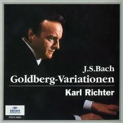 J. S. Bach - Goldberg Variations (No. 2) - Karl Richter