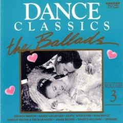 Dance Classics - The Ballads CD 3 - Various Artists