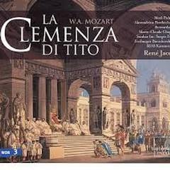 Mozart - La Clemenza Di Tito CD 2 (No. 1) - René Jacobs,RIAS Kammerchor,Freiburger Barockorchester