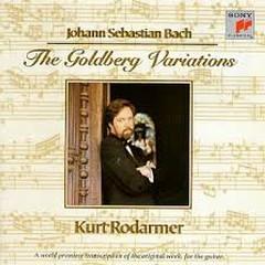 The Goldberg Variations (No. 1) - Kurt Rodarmer